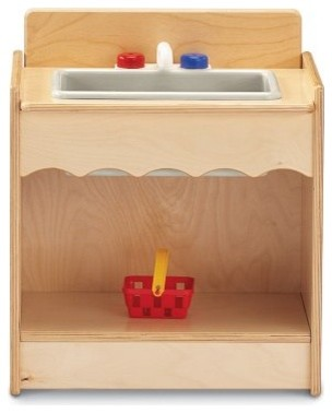Jonti-Craft Toddler Contempo Sink modern-kids-toys