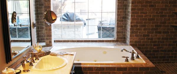 General Contractor Bathroom Remodeling - Qamar Remodeling modern-vanity-tops-and-side-splashes