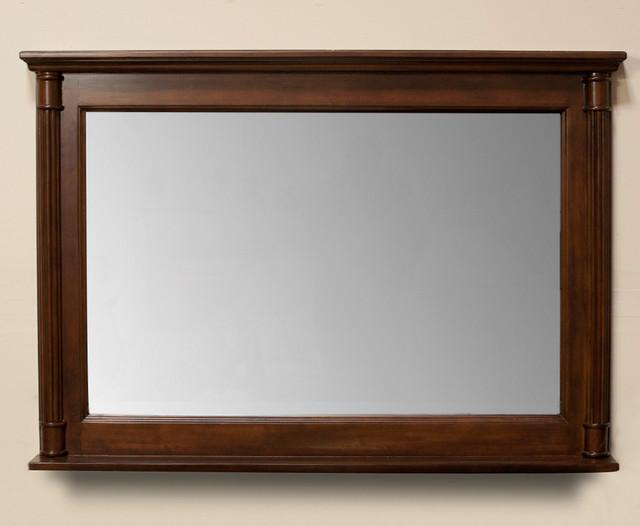 48 Inch Bathroom Mirror Wyndham Wcs141448s Unsm24 48 Inch Single Bathroom Vanity With Mirror
