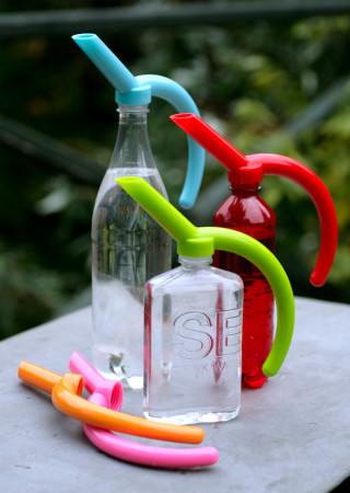 Eco Watering Can Bottle Adaptor modern gardening tools