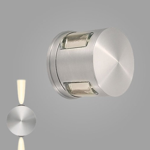 Compass Double Optic Wall or Ceiling Light   CSL Lighting modern-ceiling-lighting