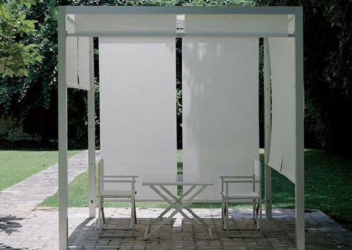 Gandia Blasco Pergola Outdoor Structure - modern - patio furniture ...
