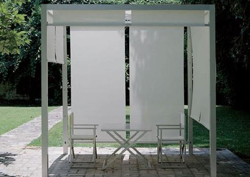Gandia Blasco Pergola Outdoor Structure - modern - patio furniture ...