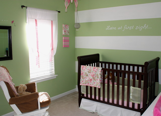 Adorable Nursery contemporary kids
