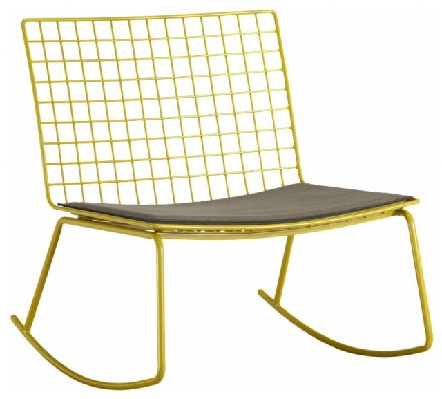 Hatfield Grellow Rocker modern chairs