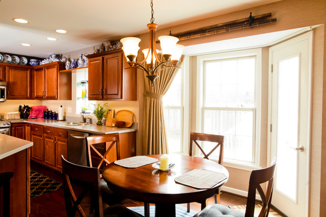 Full Home Redesign/Remodel traditional-kitchen