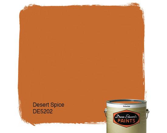 Dunn-Edwards Paints Desert Spice DE5202 -