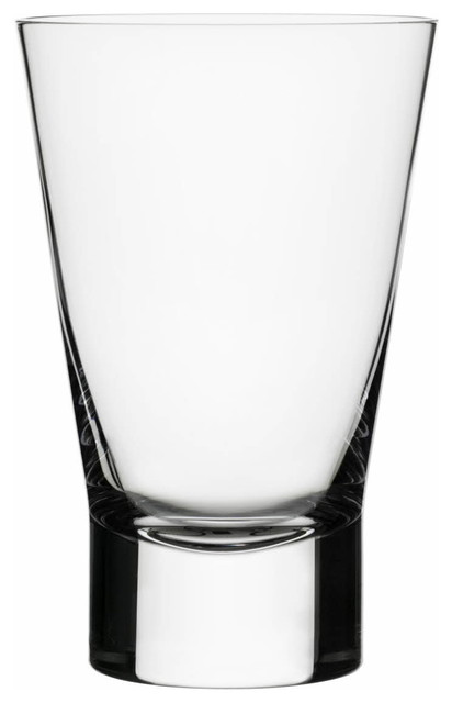Aarne Red Wine, Set of 2, 8 Oz. Clear contemporary-wine-glasses