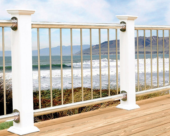 Stainless Steel Vertical Baluster Railing -