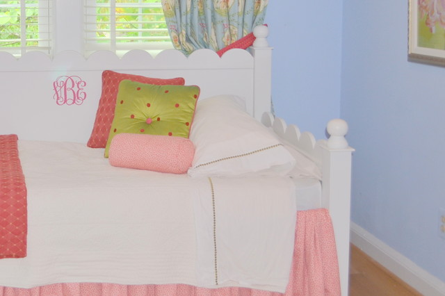A Room Fit For A Modern Princess traditional-kids