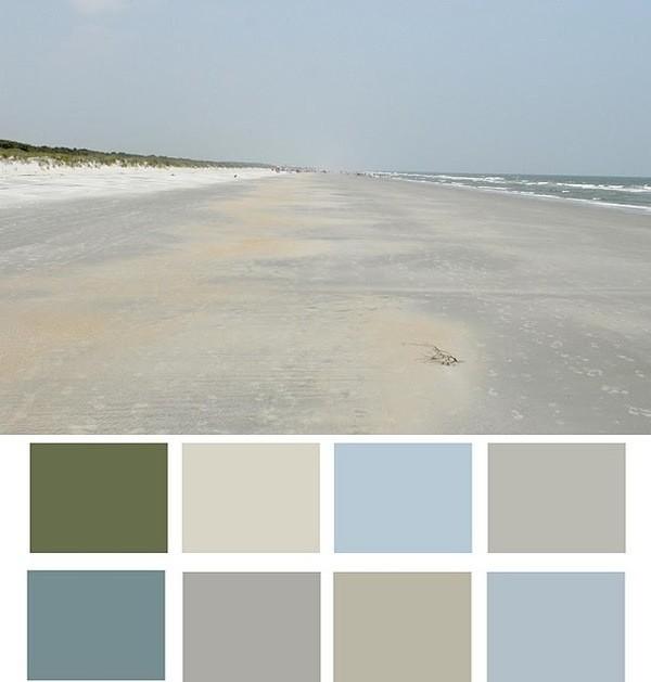 Beach House Colors: My Favorite Beachy Colors