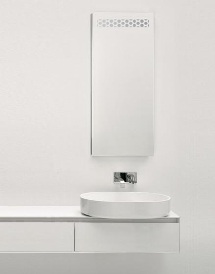 Antonio Lupi Back lit Mirrors modern-bathroom-mirrors