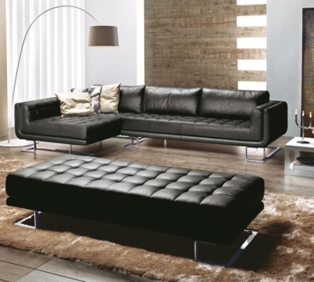 loft sectional sofa modern sofas by italy design. Black Bedroom Furniture Sets. Home Design Ideas