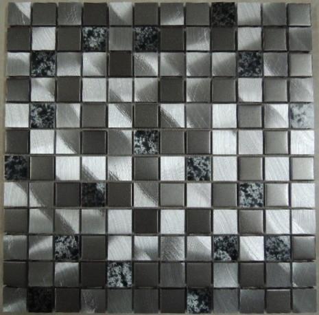 Aluminium tiles/mosaics tropical-tile