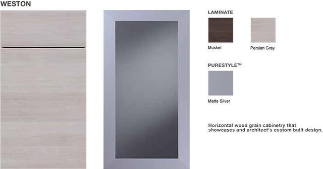 Weston Cabinet  - Martha Stewart Living - Kitchen contemporary-kitchen-cabinets