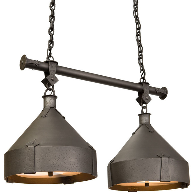 Anacosti light trulli double rustic ceiling for Houzz rustic lighting