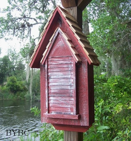 Heartwood Victorian Bat House traditional pet accessories