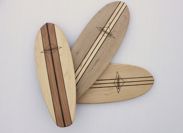 Surfboard Cutting Boards Cutting Boards Other Metro