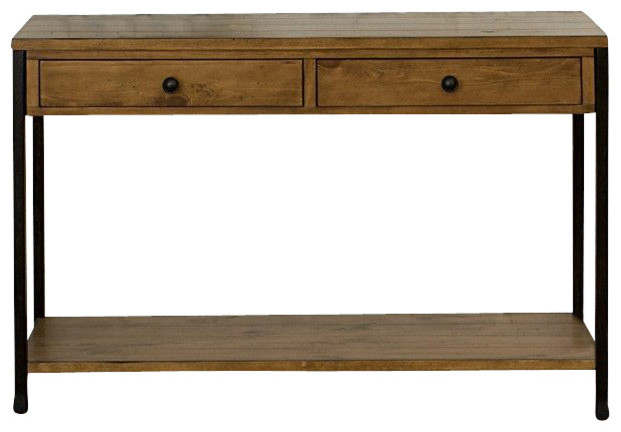 Liberty Furniture Lancaster Factory 48x18 Rectangular Sofa Table