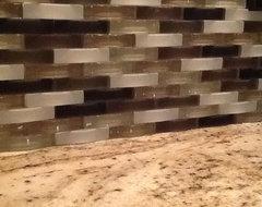 countertop and backsplash making the perfect match