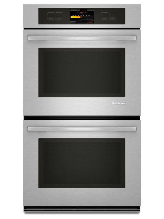 Jennair Double Wall Oven JJW3830WP JJW3830WS -