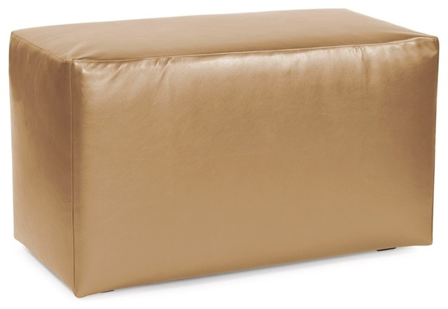 Howard Elliott Shimmer Gold Universal Bench modern-bedroom-benches
