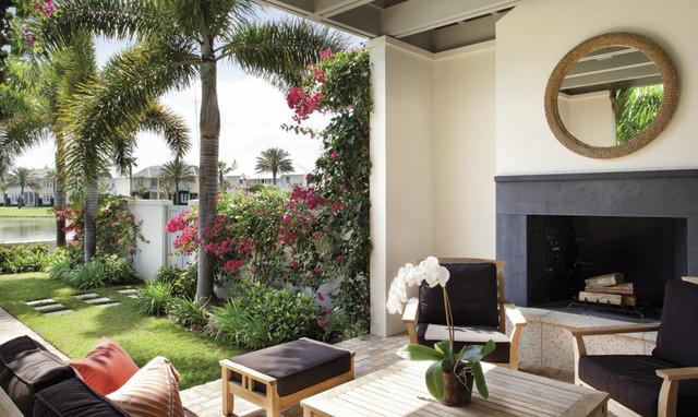 Exterior Spaces traditional-patio