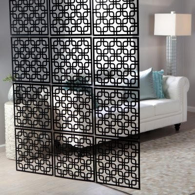 Moucharabieh on pinterest screens perforated metal and lattices - Decorative partitions room divider ...