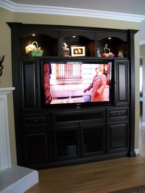 Media Niches traditional-home-theater