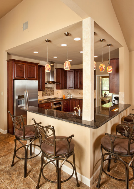 Teeter traditional-kitchen