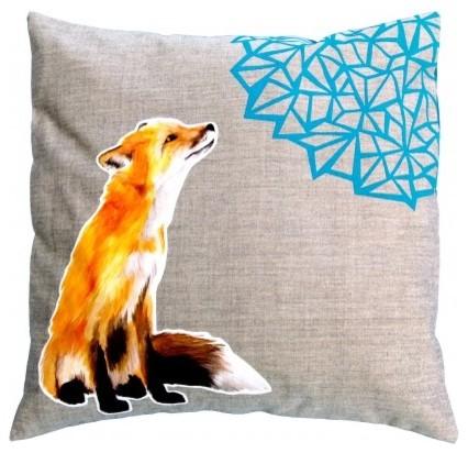 Martha Cushion eclectic-decorative-pillows