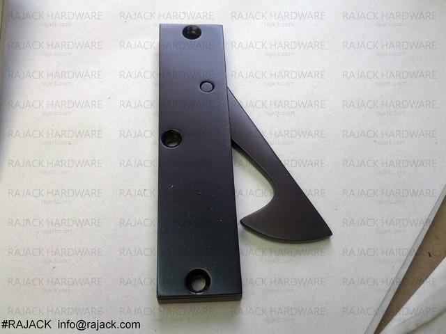 fe158 knife edge pull cabinet and drawer handle pulls new york by rajack hardware co. Black Bedroom Furniture Sets. Home Design Ideas
