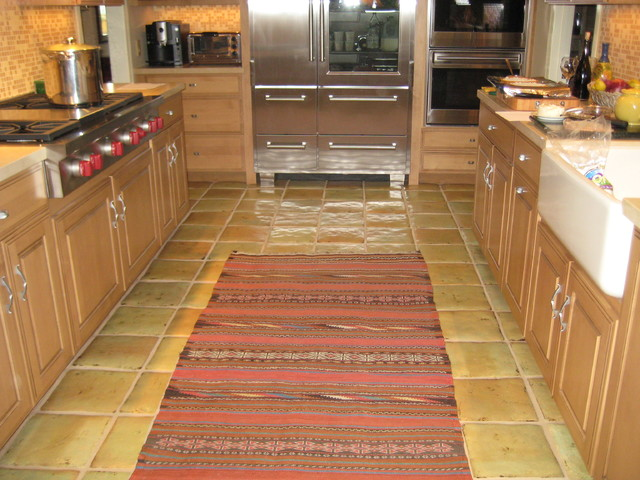 Terra Cotta traditional-kitchen
