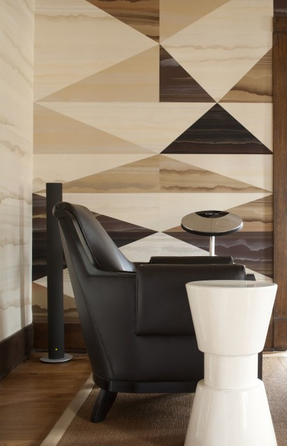 Ponti in Principi contemporary wallpaper