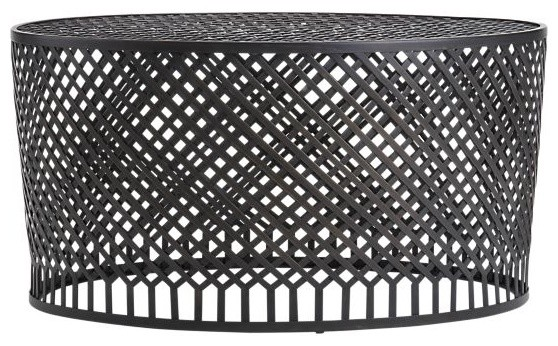 Braiden Coffee Table | Crate&Barrel eclectic coffee tables