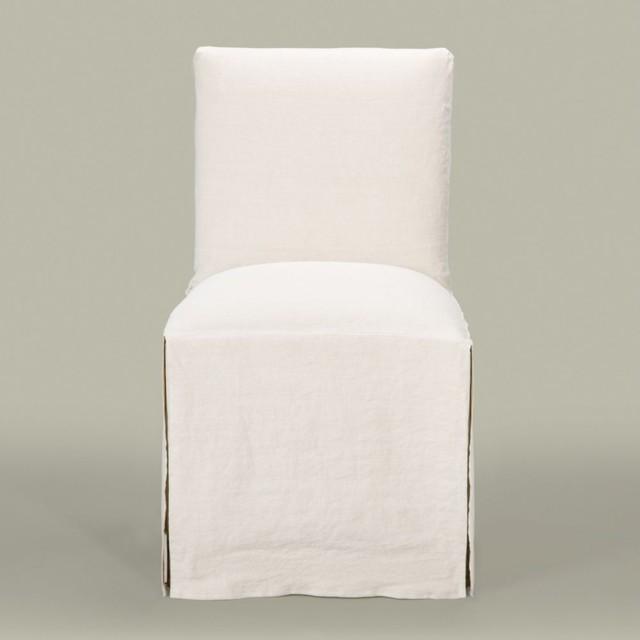 sebago slipcover traditional-chairs
