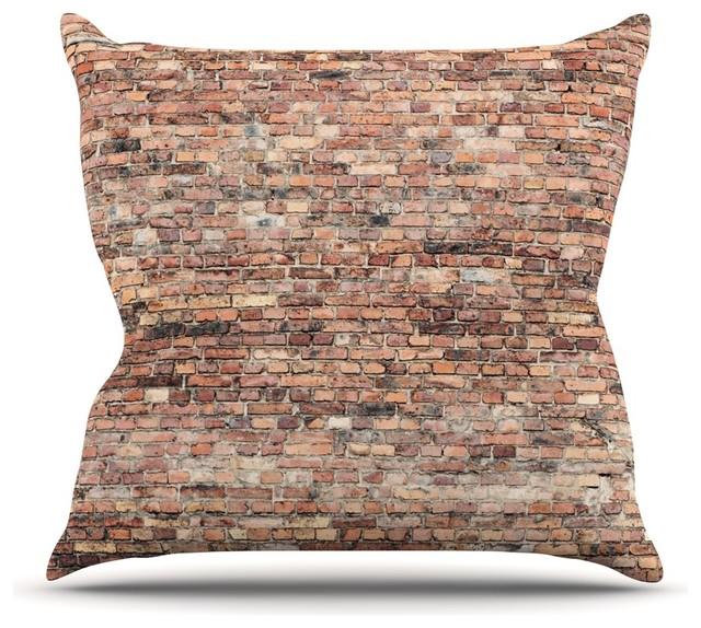 Modern Rustic Pillow : Susan Sanders