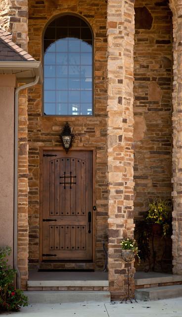 Speakeasy front door