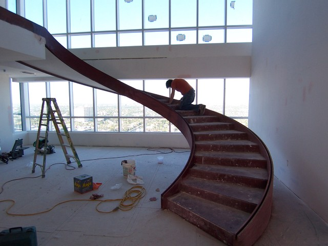 Curved Staircases Straight Staircases Spiral Staircases Staircases Custom living-room