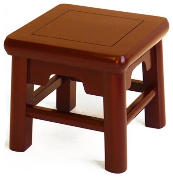 Ox Stool Red Contemporary Ladders And Step Stools