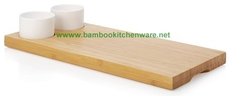 Bamboo serving tray /bed tray/plate traditional-serveware