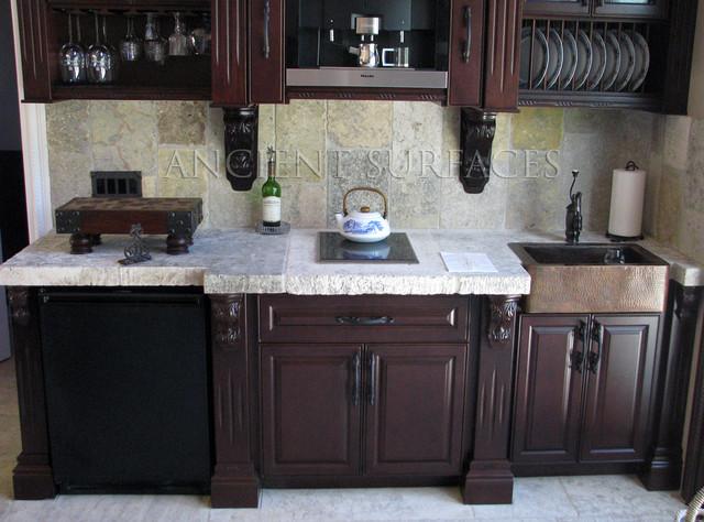 Mediterranean Kitchen Tiles and Stones mediterranean-tile
