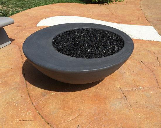 Odyssey  fire bowl -