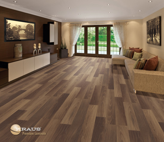 Kraus laminate floors for Traditional flooring