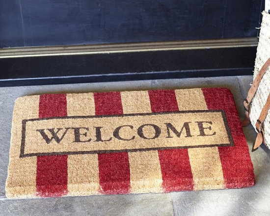Welcome Doormat -