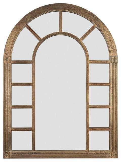 Kenroy 60014 Cathedral Framed Wall Mirror contemporary-mirrors