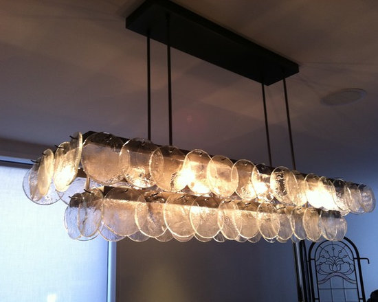 AM Studio Medaluons Chandeliers -
