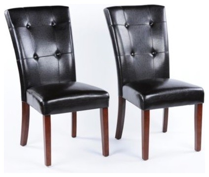 Parsons Dining Chair, Set of 2 traditional-dining-chairs