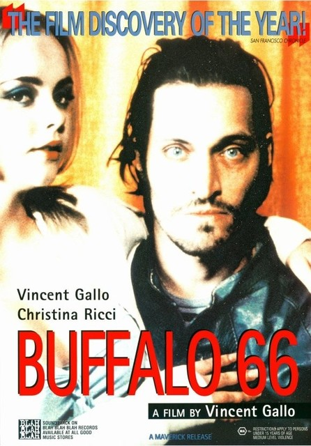 Buffalo '66 11 x 17 Movie Poster - Style B prints-and-posters