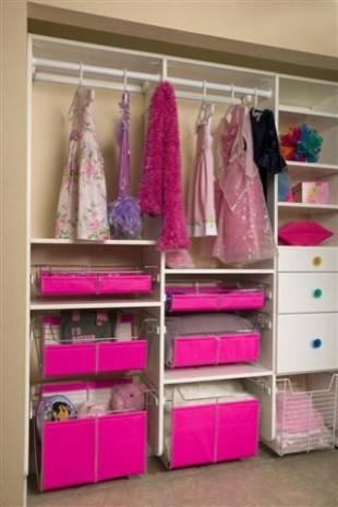 Reach-In Closets closet-organizers